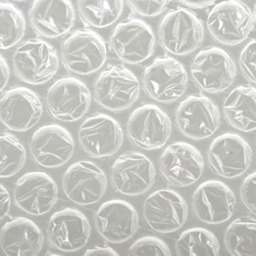 500mm X 500mm Bubble Wrap Sheets For Crockery China Items Pack Of 50
