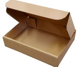 210mm x 140mm x 50mm Small Parcel PIP Die Cut Cardboard Postal Mailing Boxes