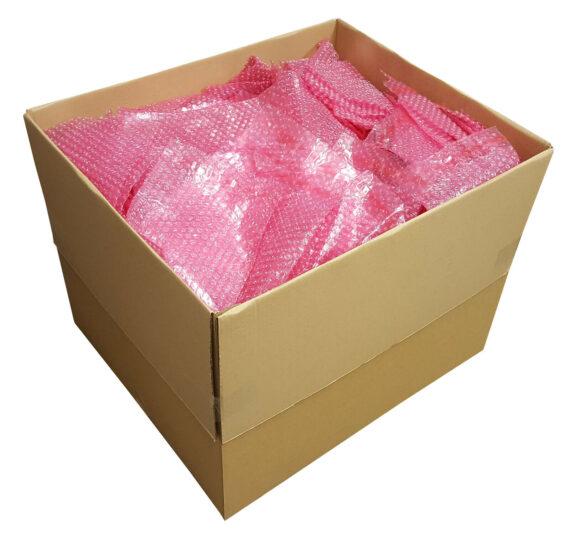 280mm x 375mm ASBP5 Jiffy Anti Static Bubble Bags Peel Seal Strip Qty 150 133068812530 570x534 - 280mm x 375mm ASBP5 Jiffy Anti Static Bubble Bags Peel Seal Strip Qty 150