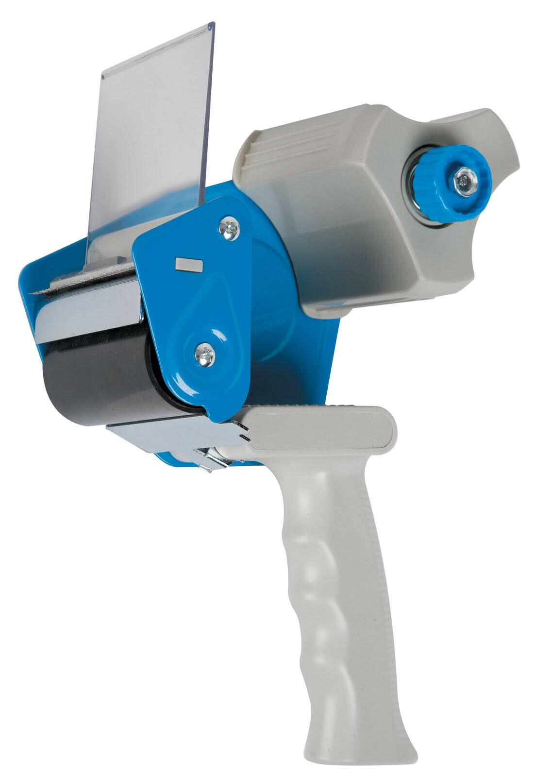 PD742 Ergonomic Grip Tape Dispenser Gun for 75mm Wide 75mm Core Tape Qty 1