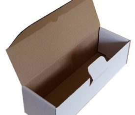 Small Parcel White Die Cut Postal Box Shipping Boxes for 1000ml 1L Bottles 143048176420 275x235 - Small Parcel White Die Cut Postal Box Shipping Boxes for 1000ml 1L Bottles