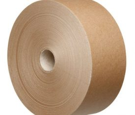 Tegrabond 70mm x 200m Brown Water Activated Carton Sealing Packing Tape 18 Rolls