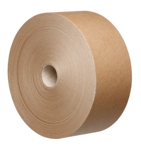 Tegrabond 70mm x 200m Brown Water Activated Carton Sealing Packing Tape 18 Rolls 141933298530 - Tegrabond 70mm x 200m Brown Water Activated Carton Sealing Packing Tape 18 Rolls