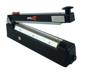 Pacseal Impulse Heat Sealers with or without Cutter