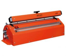 S420 Heavy Duty Professional Polythene Impulse Heat Sealer Sealers with Cutter
