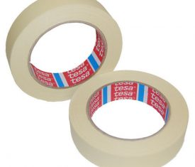 Tesa 4323 White Masking Tape Painting Decorating Residue Free Boxed Quantities