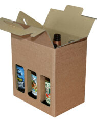 Beer-Bottle-Carrier-Box-Christmas-Gifts-Holds-6-Bottles-up-to-245mm-x-70mm-132879699782-2