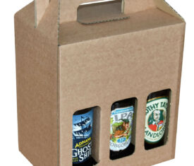 Beer Bottle Carrier Box Christmas Gifts Holds 6 Bottles up to 245mm x 70mm 132879699782 275x235 - Beer Bottle Carrier Box Christmas Gifts Holds 6 Bottles up to 245mm x 70mm