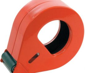 D225 Enclosed Metal Handheld Tape Dispenser for 25mm Wide Adhesive Tape Qty 1