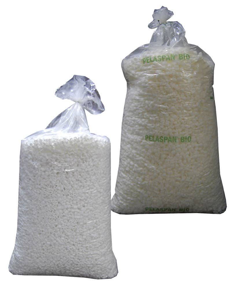 Plain Polystyrene or Bio Degradable Chips Packing Peanuts Loose Void Fill 131775211602 - Plain Polystyrene or Bio Degradable Chips Packing Peanuts Loose Void Fill
