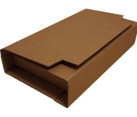 Small Parcel Cardboard Book Wrap Mailer Postal Box Boxes 260mm x 170mm x 55mm 132225397552 275x235 - Small Parcel Cardboard Book Wrap Mailer Postal Box Boxes 260mm x 170mm x 55mm
