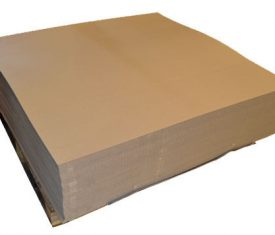 1135mm x 1104mm Cardboard Corrugated Sheets Pads Dividers Art Craft Board Qty 10