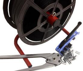12mm Hand Strapper Strapping Banding Kit Tensioner Sealer Seals Dispenser
