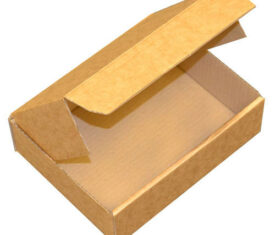 240mm x 180mm x 70mm Small Parcel PIP Brown Cardboard Postal Mailing Box Boxes