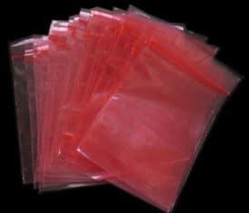 "4 x 55 102mm x 140mm Anti Static Pink Polythene Grip Seal Poly Bags Qty 1000 162470691563 275x235 - 4"" x 5.5"" 102mm x 140mm Anti-Static Pink Polythene Grip Seal Poly Bags Qty 1000"