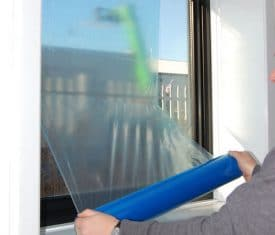 600mm x 25m DIY UV Decorating Glass Window Protector Protection Film Roll Qty 2 162525103323 275x235 - 600mm x 25m DIY UV Decorating Glass Window Protector Protection Film Roll Qty 2