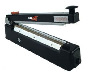 Pacseal Impulse Heat Sealer Sealers With Without Cutter 200mm 300mm 400mm 500mm