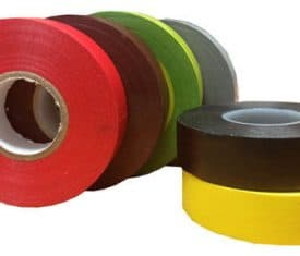 19mm x 33m Electrical PVC Insulating Insulation Wire Cable Tape Range of Colours 162053639324 275x235 - 19mm x 33m Electrical PVC Insulating Insulation Wire Cable Tape Range of Colours