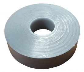 19mm x 33m Grey Flame Retardant Electrical PVC Tape Qty 1 Roll
