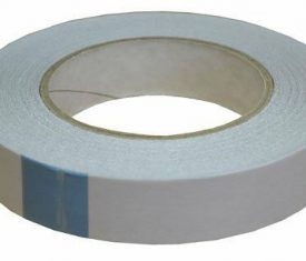 25mm x 50m Clear Double Sided Adhesive Sticky Tape Packing Arts Crafts