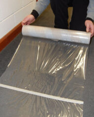 600mm-x-100m-Self-Adhesive-Clear-Carpet-Protector-Film-Roll-Dust-Cover-163733404514