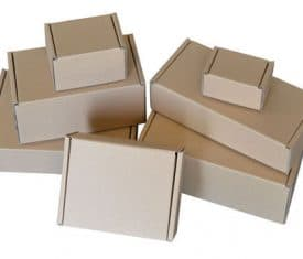 Brown Die Cut Folding Lid Postal Cardboard Boxes Small Mailing Shipping Cartons 141756027864 275x235 - Brown Die Cut Folding Lid Postal Cardboard Boxes Small Mailing Shipping Cartons