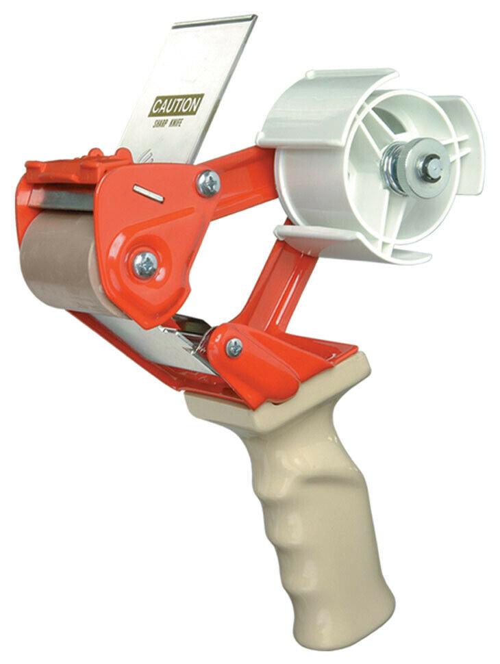 HPG50B Premium Heavy Duty Tape Dispenser Gun for 50mm Wide 75mm Core Tape Qty 1