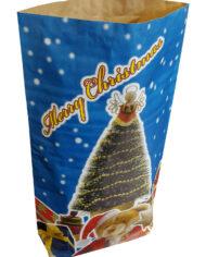 Large-Christmas-Xmas-Festive-Gift-Paper-Present-Santa-Sack-Bag-Qty-10-164940332344