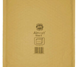Box of 50 Gold Jiffy Airkraft Bubble Envelopes Size 5 260mm x 345mm 133045975625 275x235 - Box of 50 Gold Jiffy Airkraft Bubble Envelopes Size 5 260mm x 345mm