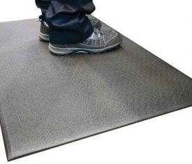 PFM-2 900mm x 1500mm Large Industrial Rubber Workstation Anti Fatigue Safety Mat