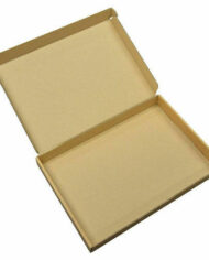 195mm-x-130mm-x-20mm-Brown-Large-Letter-PIP-Cardboard-Mailing-Postal-Boxes-163671353566