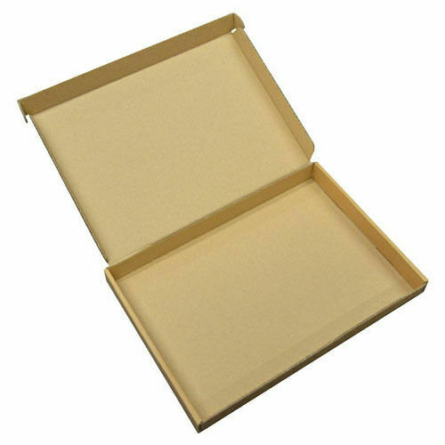 195mm x 130mm x 20mm Brown Large Letter PIP Cardboard Mailing Postal Boxes