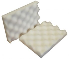 200mm x 145mm x 45mm Two Piece Foam Inserts Protectors Fragile Models Figurines