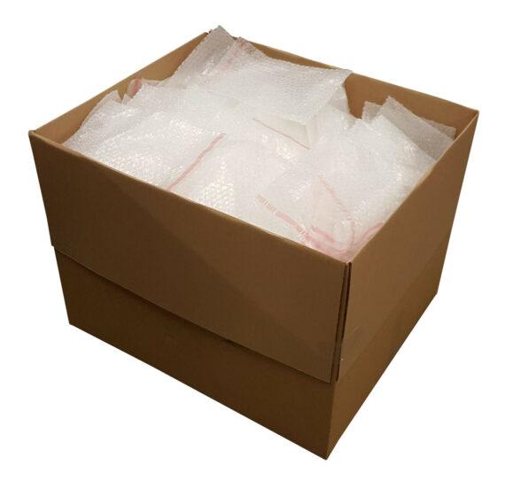 230mm x 280mm BP04 Jiffy Plain Bubble Bags Peel and Seal Strip Qty 300