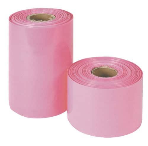 250 Gauge Anti Static Polythene Layflat Poly Tubing Heat Seal Bags 150 Meter