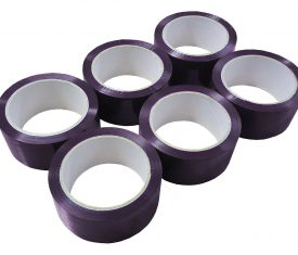 48mm x 66m Polypropylene Purple Parcel Packing Tape Pack of 6 Rolls 133255897566 275x235 - 48mm x 66m Polypropylene Purple Parcel Packing Tape Pack of 6 Rolls