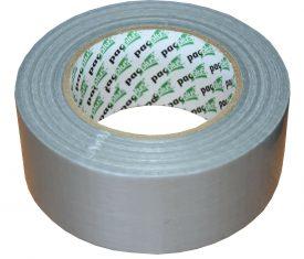 50mm x 50m Silver Gaffer Tape Waterproof Duct Tape Qty 36 Rolls
