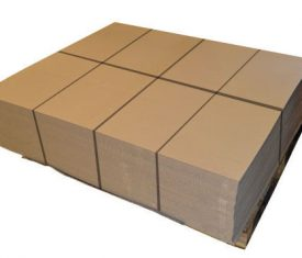 A4 Cardboard Corrugated Sheets Pads Dividers Art Craft Board x 5280 (PALLET QTY)