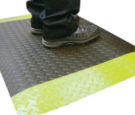 PFM-3 900mm x 1500mm Large Industrial PVC Workstation Anti Fatigue Safety Mat