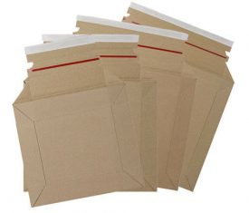 Strong Rigid Corrugated Cardboard Maxi Capacity Booker Mailers Boxes of 100 163476049776 275x235 - Strong Rigid Corrugated Cardboard Maxi Capacity Booker Mailers Boxes of 100