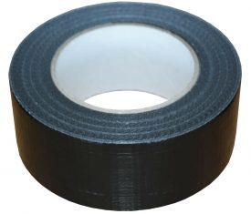 38mm x 50m Black Gaffer Tape Waterproof Duct Tape Qty 36 Rolls