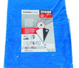 Various Size Heavy Duty Tarpaulin Blue Waterproof Strong Cover Ground Sheet Tarp