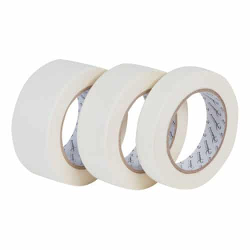 White General Purpose Masking Tape Painting Decorating Residue Free 50m Rolls 162081504797 - White General Purpose Masking Tape Painting Decorating Residue Free 50m Rolls