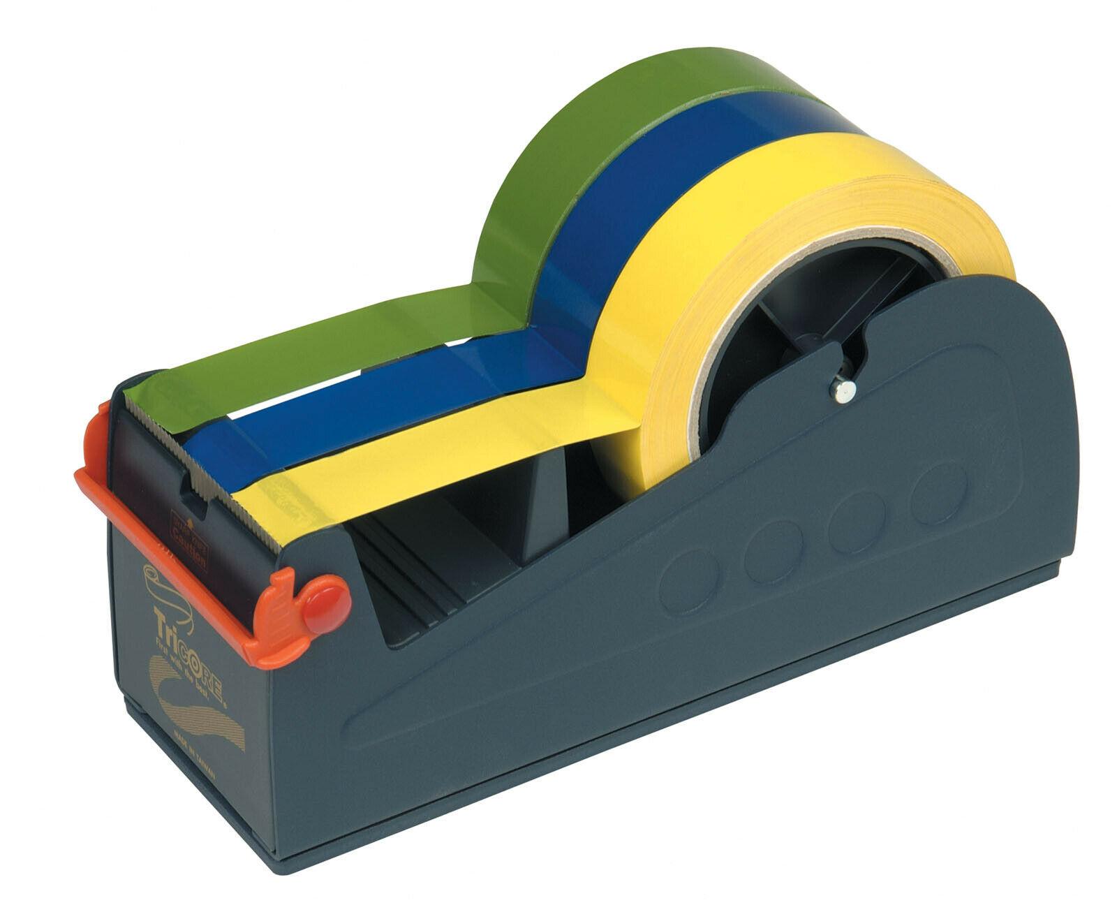 PD351 Multi Roll Bench Tape Dispenser for Three 25mm or One 75mm Adhesive Tapes 163719598358 - PD351 Multi Roll Bench Tape Dispenser for Three 25mm or One 75mm Adhesive Tapes