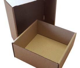 Small Parcel Two Part Cardboard Postal Boxes 190mm x 190mm x 90mm 142442400418 275x235 - Small Parcel Two Part Cardboard Postal Boxes 190mm x 190mm x 90mm