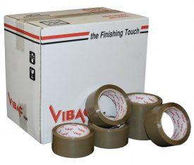 Vibac Heavy Duty Buff Solvent Vinyl Adhesive Tape 48mm x 66m Qty 36 133004523878 275x235 - Vibac Heavy Duty Buff Solvent Vinyl Adhesive Tape 48mm x 66m Qty 36
