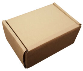 """203mm x 152mm x 102mm 8"""" x 6"""" x 4"""" Double Wall Cardboard Postal Mailing Boxes"""