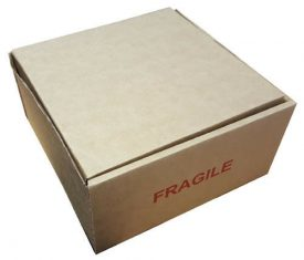 204mm x 200mm x 102mm SW Brown Die Cut Postal Boxes Printed Fragile Qty 10 142865724459 275x235 - 204mm x 200mm x 102mm SW Brown Die Cut Postal Boxes Printed Fragile Qty 10