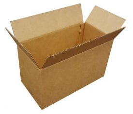 465mm x 235mm x 275mm Brown Medium Parcel Heavy Duty Post Postal Packing Boxes