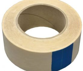 50mm x 50m Double Sided Splice Splicing Adhesive Sticky Tape Clear Qty 2 Rolls 131433324759 275x235 - 50mm x 50m Double Sided Splice Splicing Adhesive Sticky Tape Clear Qty 2 Rolls